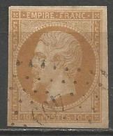 FRANCE - Oblitération Petits Chiffres LP 499 BRACIEUX (Loir & Cher) - Marcophilie (Timbres Détachés)