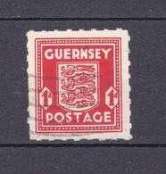 Guernsey - 1941/44 - Michel Nr. 2 - Besetzungen 1938-45