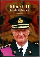 Koning Albert II Biografie Door Erik Wellens 304 Blz Veel Foto's Koninklijke Familie - Geschiedenis