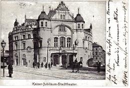 WIEN - Kaiser Jubiläum-Stadttheater - Volksoper -zweitgrößtes Opernhaus In Wien, 11.3. 2002 - Ohne Zuordnung