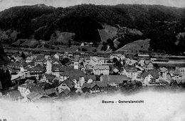 Bauma -  Generalansicht. - ZH Zurich