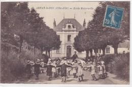 Côte-d'Or - Arnay-le-Duc - Ecole Maternelle - Arnay Le Duc
