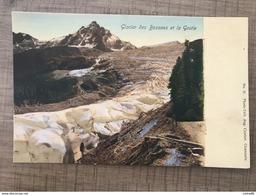Glacier Des Bossons Et La Grotte - France