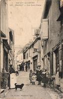 D46  GRAMAT  Rue Saint Pierre - Gramat