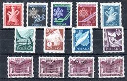 Pologne / Lot De Timbres / Etats Divers - Neufs