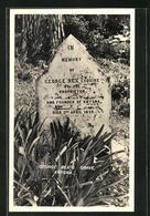 CPA Knysna, George Rex`s Grave, Grab - Zuid-Afrika