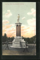 CPA Kimberley, Cape Police Siege Memorial, Monument - Zuid-Afrika