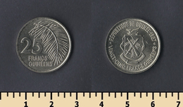 Guinea 25 Francs 1987 - Guinea