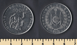 Djibouti 100 Francs 2013 - Dschibuti