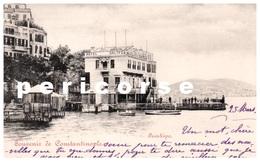 Constantinople   Prinhipo  Hôtel Calypso - Turkije