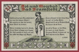 Allemagne 1 Notgeld 25 Pfenning Stadt Bramstedt ( RARE)dans L'état Lot N °4349 - [ 3] 1918-1933 : Repubblica  Di Weimar