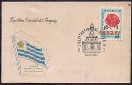 Uruguay - 1975 -  FDC - Bicentenaire De Rosario 1775/1975 - Uruguay
