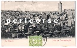 Constantinople  Vue Générale - Turquie