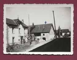 190719B - PHOTO 1942 JEC Jeunesse Etudiante Chrétienne - Village De PLAIMBOIS VENNES - France
