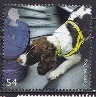 Great Britain 2008 -  Working Dogs - Gebruikt