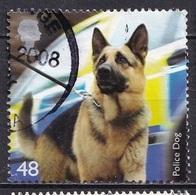 Great Britain 2008 -  Working Dogs - 1952-.... (Elizabeth II)
