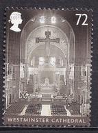 Great Britain 2008 - Cathedrals - Gebruikt
