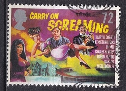 Great Britain 2008 - Classic Carry On And Hammer Films - 1952-.... (Elizabeth II)