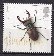 Great Britain 2008 - Insects - UK Species In Recovery - 1952-.... (Elizabeth II)