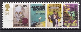 Great Britain 2008 - The 100th Anniversary Of The Birth Of Ian Fleming - 1952-.... (Elizabeth II)