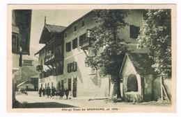 Albergo Cippo Del Brennero Animata 1937 Bolzano - Bolzano