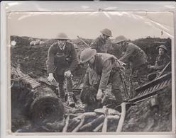 BRITISH WESTERN FRON  +-20*15CM - War, Military