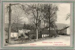 CPA - POUXEUX (88) - Aspect De L'entrée Du Bourg Par La Grande-Rue En 1916 - Pouxeux Eloyes