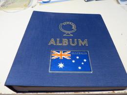 AUSTRALIEN 1977  Bis  1992  Posten  O /  ** /   MARKEN  Auf  SCHAUBEK - VORDRUCK  Im. BINDER - Briefmarken