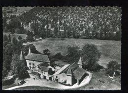 CPM 12 NANT Vue Aérienne Du Château D'Assas Et à Proximité Chaussée De Castelnau - Autres Communes