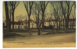 40 - Mont De Marsan - Le Bourg Neuf - Square Soubiran - Mont De Marsan