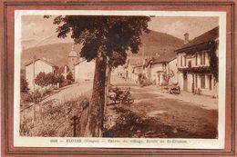 CPA - ELOYES (88) - Aspect De L'entrée Du Bourg Par La Route De Saint-Etienne En 1956 - Pouxeux Eloyes