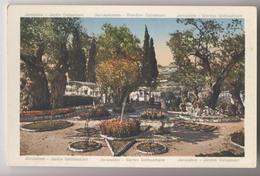 Jerusalem - Jardin De Gethsemani - Israël - Israele