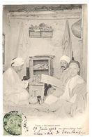 TUNIS - Un Notaire Arabe - Ed. Em. D' Amigo, Tunis - Túnez