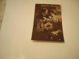 LANGAGE D AMOUR 1916 - Fiori