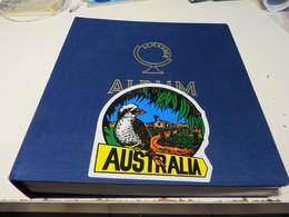 AUSTRALIEN 1993  Bis  2001  Posten  O /  ** /   MARKEN  Auf  SCHAUBEK - VORDRUCK  Im. BINDER - Briefmarken