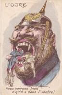 Lot De Cartes  Fantaisies Militaires ,toutes Sont Scannées Recto Et Verso - Humor