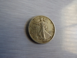 HALF DOLLAR 1917 JOLI TTB - Verenigde Staten