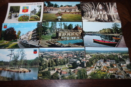 Petit Lot De 18 CPM LUXEUIL Les BAINS - Luxeuil Les Bains