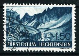 Liechtenstein Nº 152 USADO - Liechtenstein