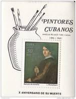 Cuba Hb 55 - Hojas Y Bloques