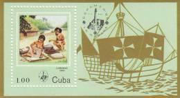 Cuba Hb 88 - Hojas Y Bloques