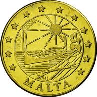 Malte, Fantasy Euro Patterns, 20 Euro Cent, 2004, SPL, Laiton - Malta