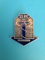 22° RIC - Army
