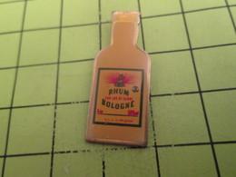 1717  Pin's Pins / Beau Et Rare : THEME : BOISSONS / RHUM BOLOGNE - Beverages