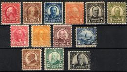 Estados Unidos Aéreos  Nº 247, 257/9, 229, 231/7, 239 - Unused Stamps