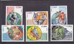 Cuba Nº 2249 Al 2254 - Cuba