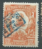Haiti    -  Yvert N° 88 A Oblitéré    -   Ah31211 - Haiti