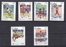 Cuba Nº 2416 Al 2421 - Cuba