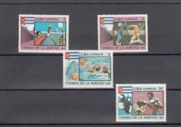 Cuba Nº 2566 Al 2569 - Cuba