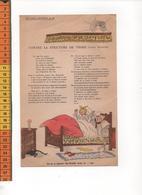 LABORATOIRE PAUL METADIER LES VIEUX REMEDES N° 14  CONTRE LA STRICTURE DE VESSIE - Pubblicitari
